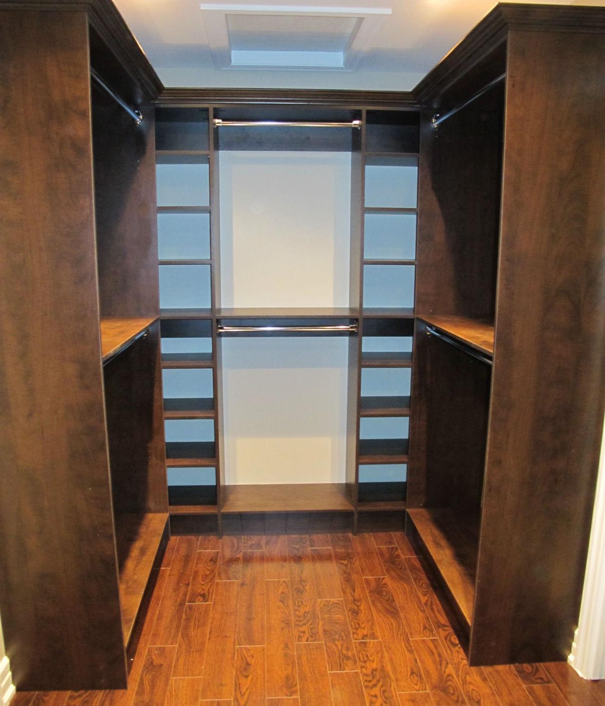 Mens Walk In Closet Toronto Custom Concepts Kitchens Bathrooms Wall Units Basements