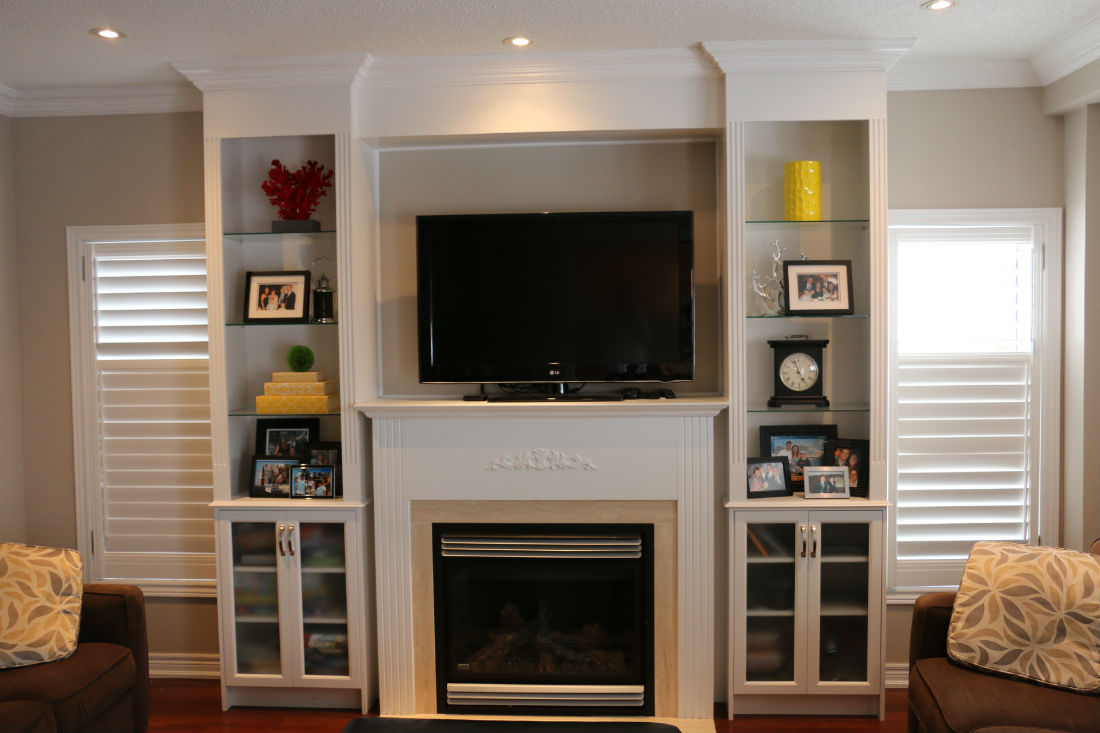 kitchen cabinet refacing ideas renovations on a budget oakville wall units | toronto custom concepts - kitchens ...