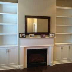 Kitchen Cabinet Refacing Ideas Commercial Tile Wall Unit Shelves, Open Shelving, Fireplace Bookshelves ...
