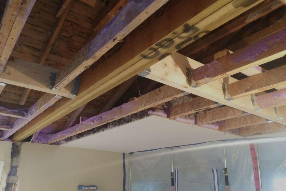 Load Bearing Wall Removal  Toronto Custom Concepts  Kitchens Bathrooms Wall Units Basements