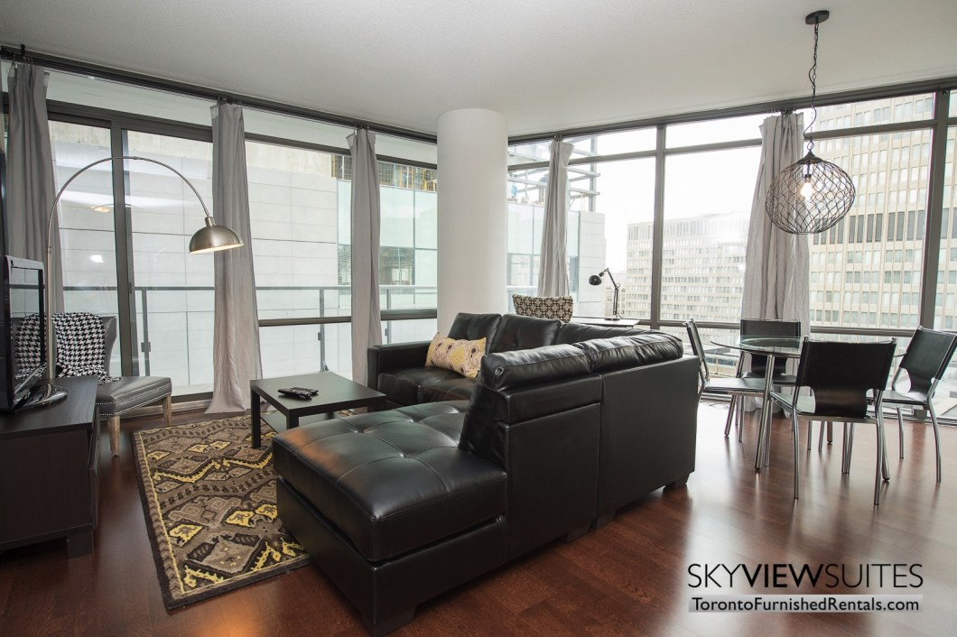 2 Bedroom Furnished Apartments Toronto