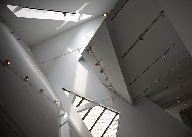 The Michael Lee-Chin Crystal at the Royal Ontario Museum