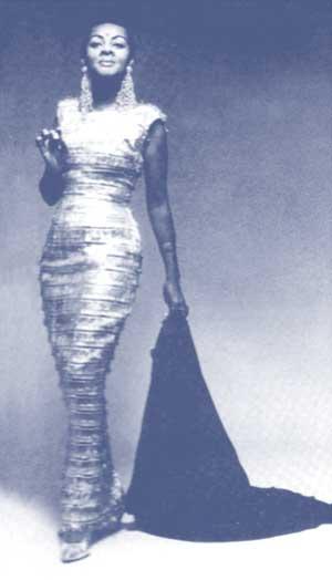 Dawn Hampton Cabaret Performer