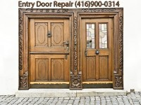 $15 Entry Door Repair   Toronto Locksmith Service