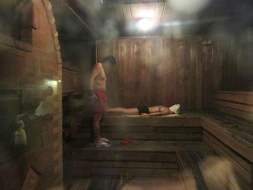447 A Russian Banya Sauna in Toronto 2014  Toronto