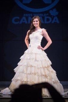 Katie Seto at Miss World Canada 2017