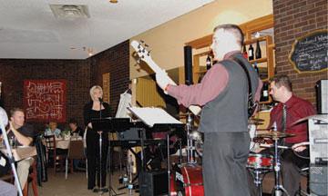 Jazz singer, Cheryl Duetsch