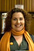 Andrea Moffat, NDP