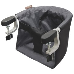 Baby Chair Clips Onto Table Home Theatre Covers Mountain Buggy Pod High With Clamp (mb2-pod21) - Black/ Grey Future Shop Toronto