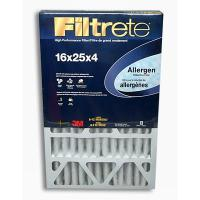 Filtrete 3M Filtrete 16x25x4 Allergen Reduction Filter ...