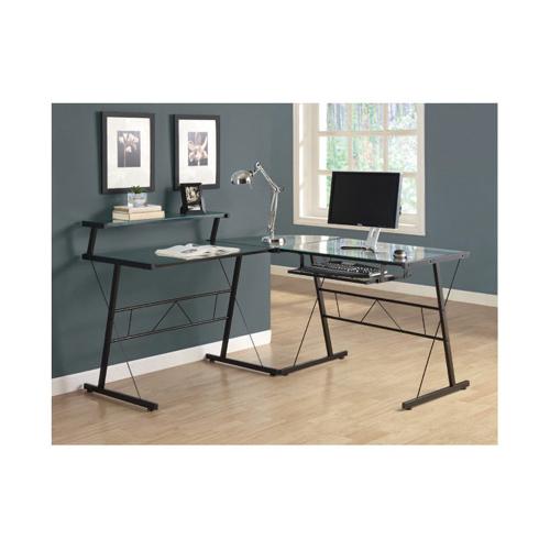 Monarch Glass Computer Desk I 7172  Best Buy  Toronto