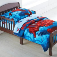SPIDER-MAN 5-Piece Toddler Bedding Set - Sears Canada ...