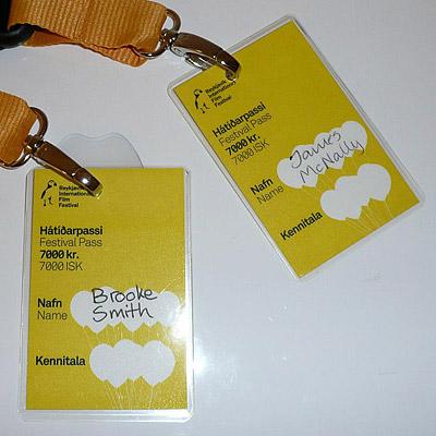 Reykjavik International Film Festival 2008