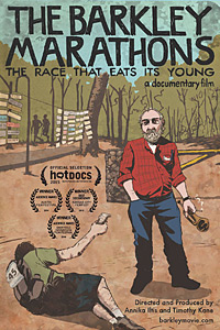 The Barkley Marathons - Annika Iltis and Timothy James Kane