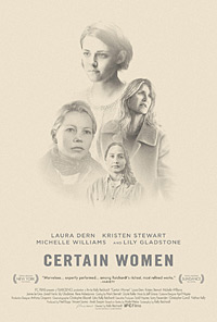 Certain Women - Kelly Reichardt