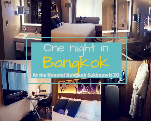 Where to Stay Novotel Bangkok Thailand Sukhumvit 20 Toronto Seoulcialite