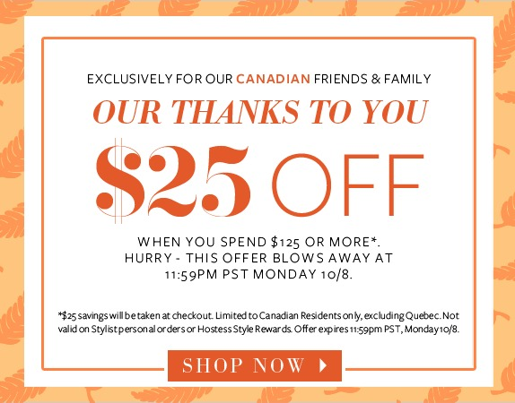 Giving Thanks For Long Weekend Sales Chic Everywhere