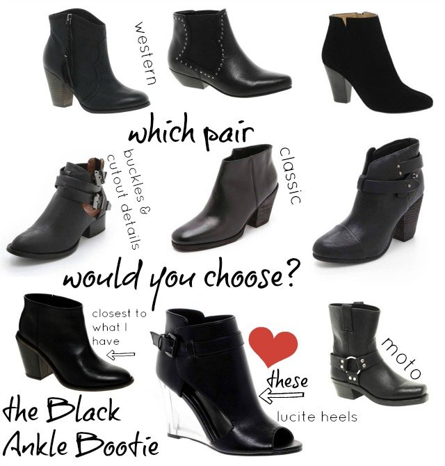 04a30fd615a Style Staple  Ladies Black Boots ⋆ chic everywhere