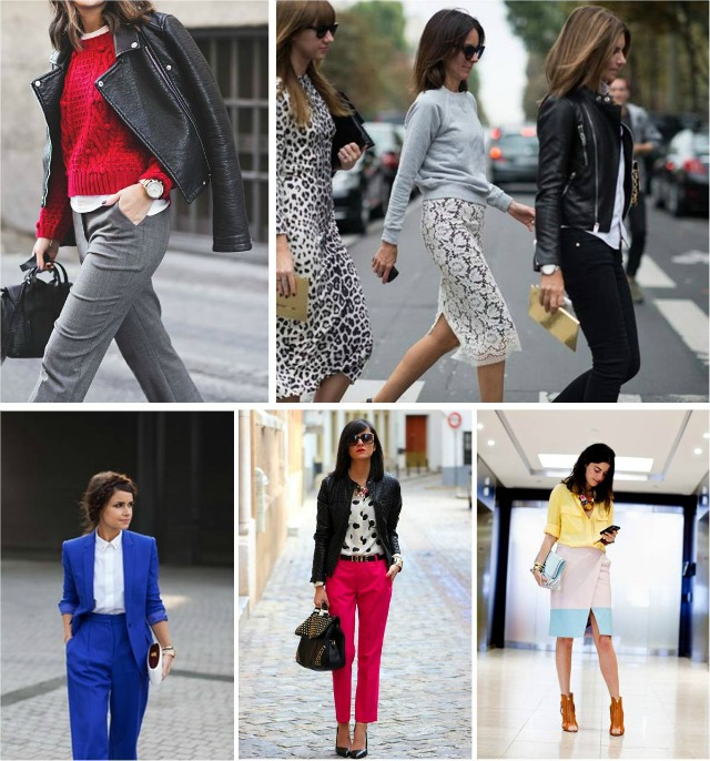 modern work outfits, business casual