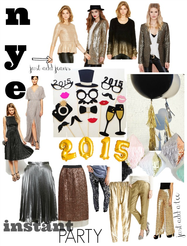 9ac7afb476 New Years Eve Instant Party Outfits ⋆ chic everywhere