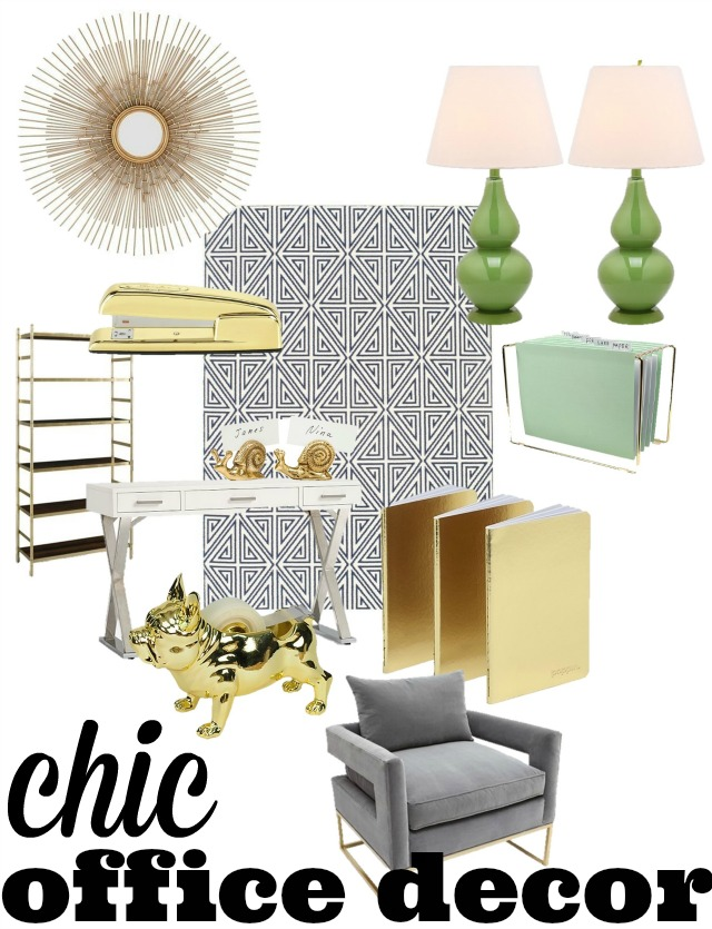 Chic Office Decor ⋆ Chic Everywhere