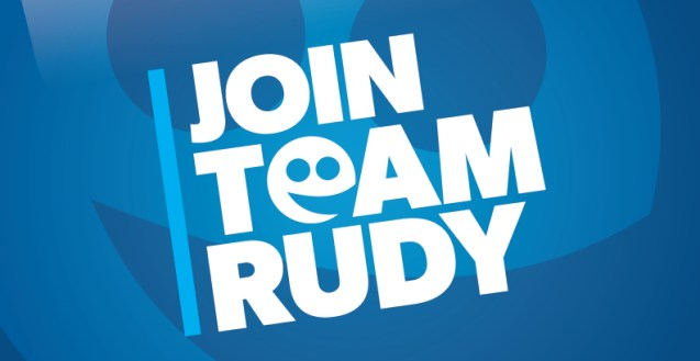 JOIN TEAM RUDY