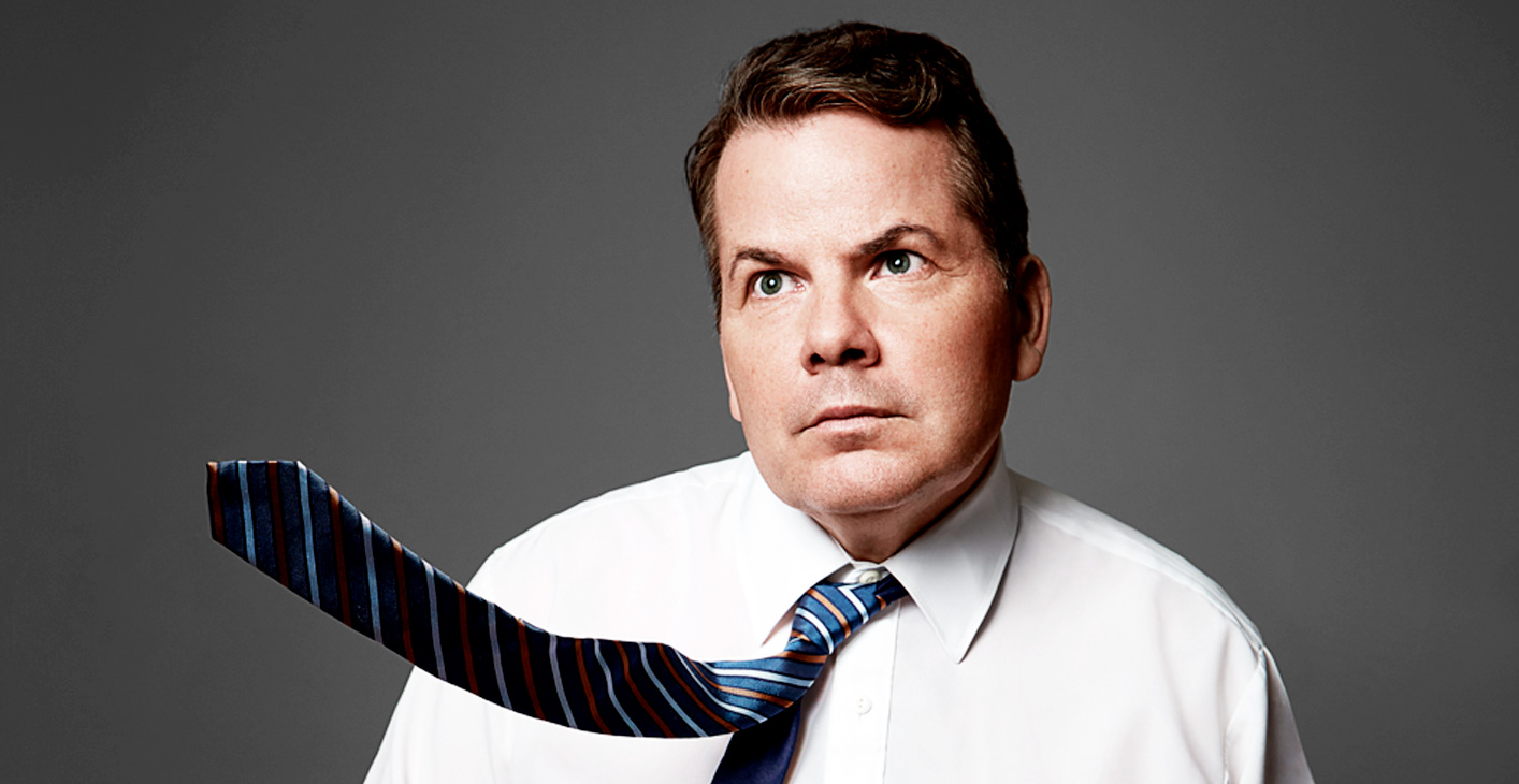 Bruce McCulloch – Tales of Bravery and Stupidity