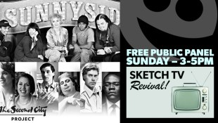 Sketch TV Revival: Behind the scenes with Sunnysie (CityTV) and The Second City Project (Global)