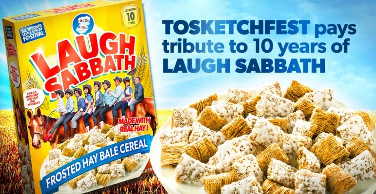 Laugh Sabbath