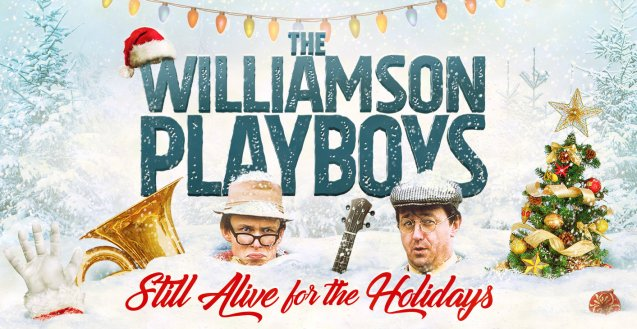 Williamson Playboys Christmas