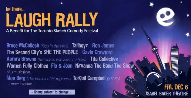 Laugh Rally