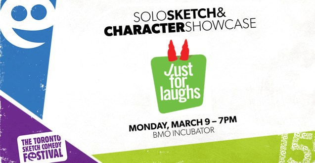 JFL Solo Sketch & Character Showcase