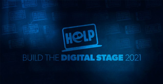 Help: Donate to Build the Digital Stage in 2021