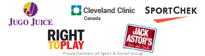 Proud sponsors of Sport and Social Club!