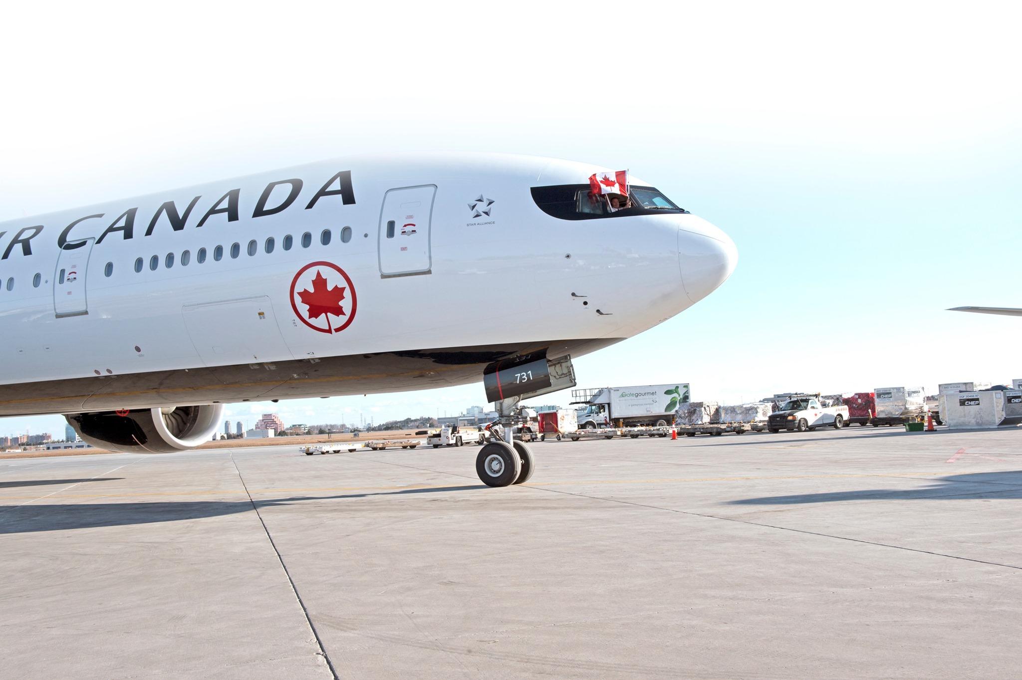 【咦?】加航被國際市場調查公司評為其中一家顧客體驗最差劣之航空公司 - Toronto What's UP