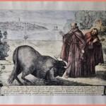 Hoy es San Pedro Regalado, franciscano, patrón de los toreros