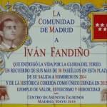 Fandiño, siete años de la Puerta Grande de Las Ventas #EternoFandiño