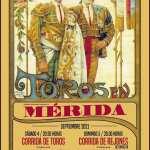 Corridas en Mérida el 4 y 5 de Septiembre