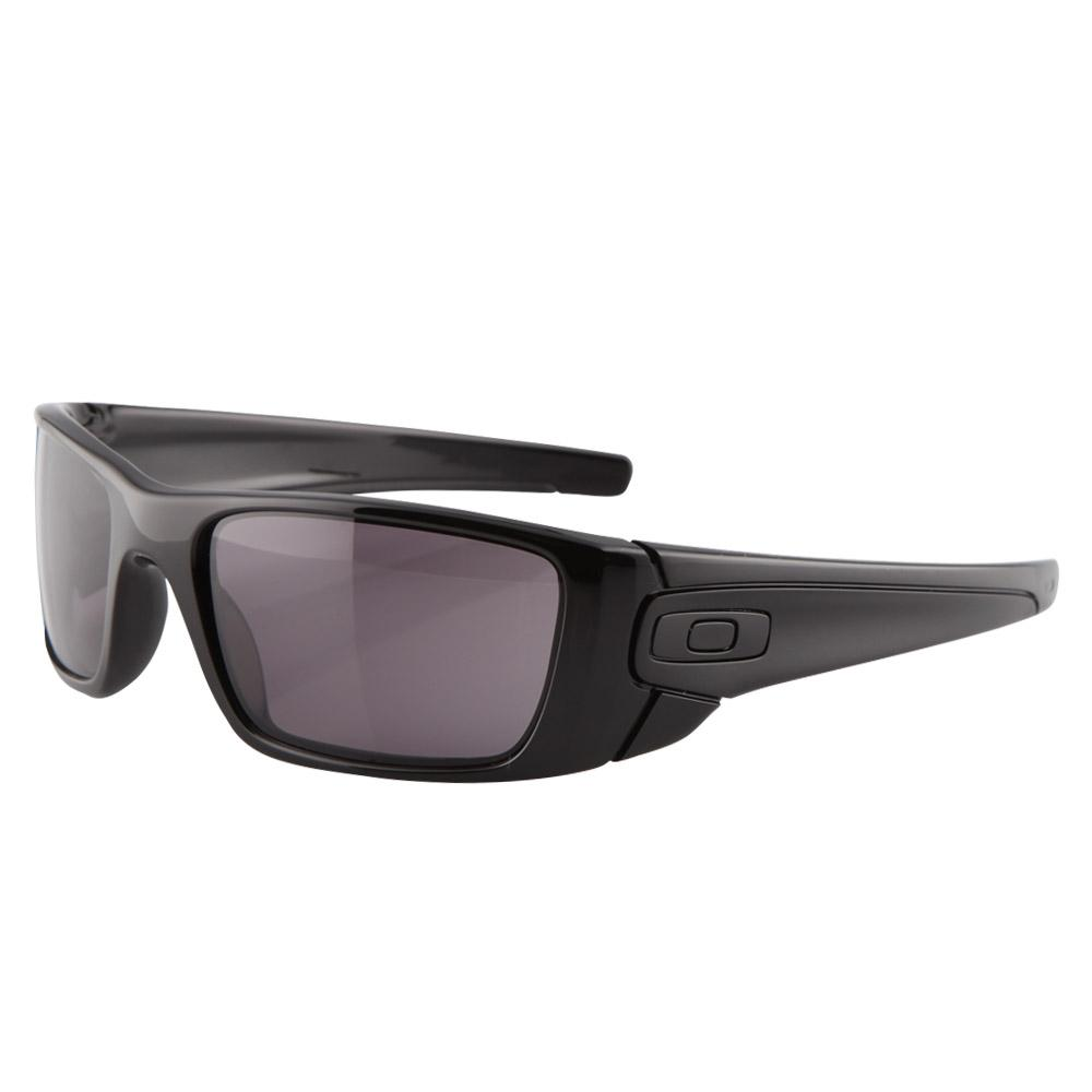 Oakley Fuel Cell - Polished Black Withmatte Warm Grey Glasses Torpedo7 Nz