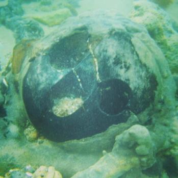 Joseph H Scammell Shipwreck grave