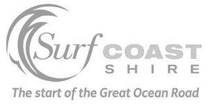 Surf Coast Shire logo