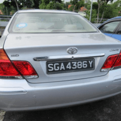 All New Camry Singapore Fog Lamp Grand Avanza Japanese Used Toyota 2005 Car For Sale Send Inquiry