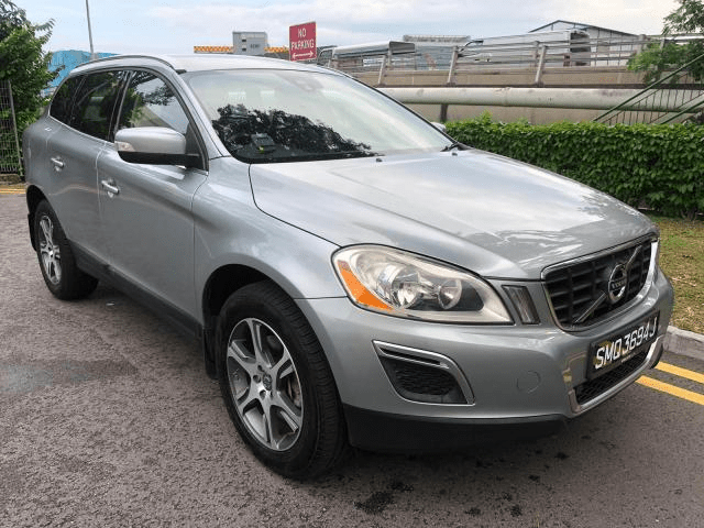 Japanese Used VOLVO XC60 2012 for Sale