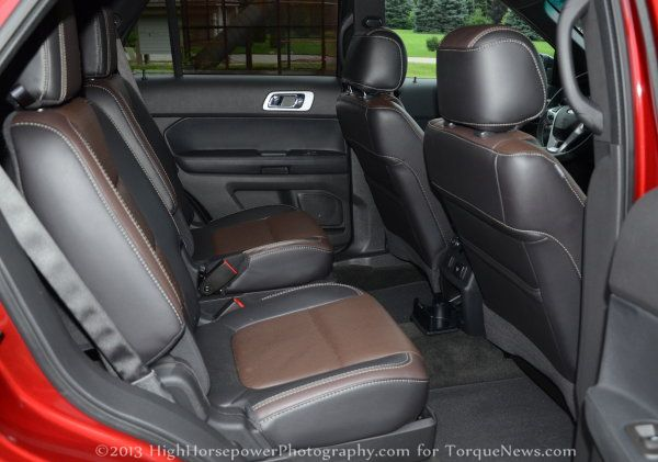 Suv Bucket Seats Middle Row  2018 2019 2020 Ford Cars