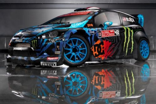Dc Shoes Logo Wallpaper Hd Ken Block Gets New Paint Scheme And New Team Name For 2013