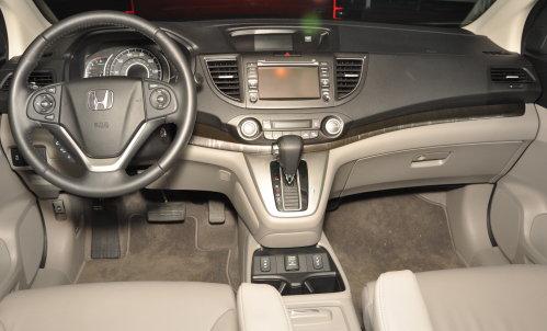 The Dash Of The 2012 Honda CR V EX L Torque News