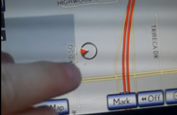 7 way navigation castle layout diagram how to use lexus route trace find your back easily