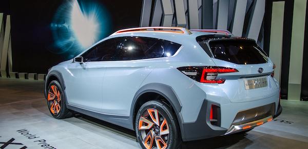 subaru 2021 hybrid