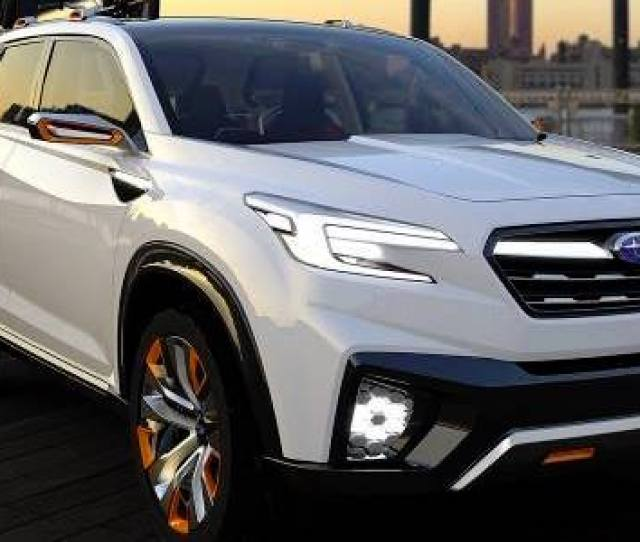 How Families Will Benefit From Subarus New  Row Crossover Global Platform Torque News