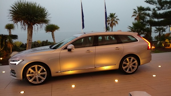 Volvo V90 Wagon Could Help Revive Dead Segment In US